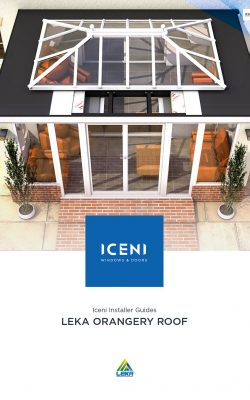 Installer Guide – Leka Orangery cover