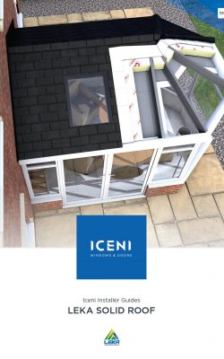 Installer Guide – Leka solid roof-cover